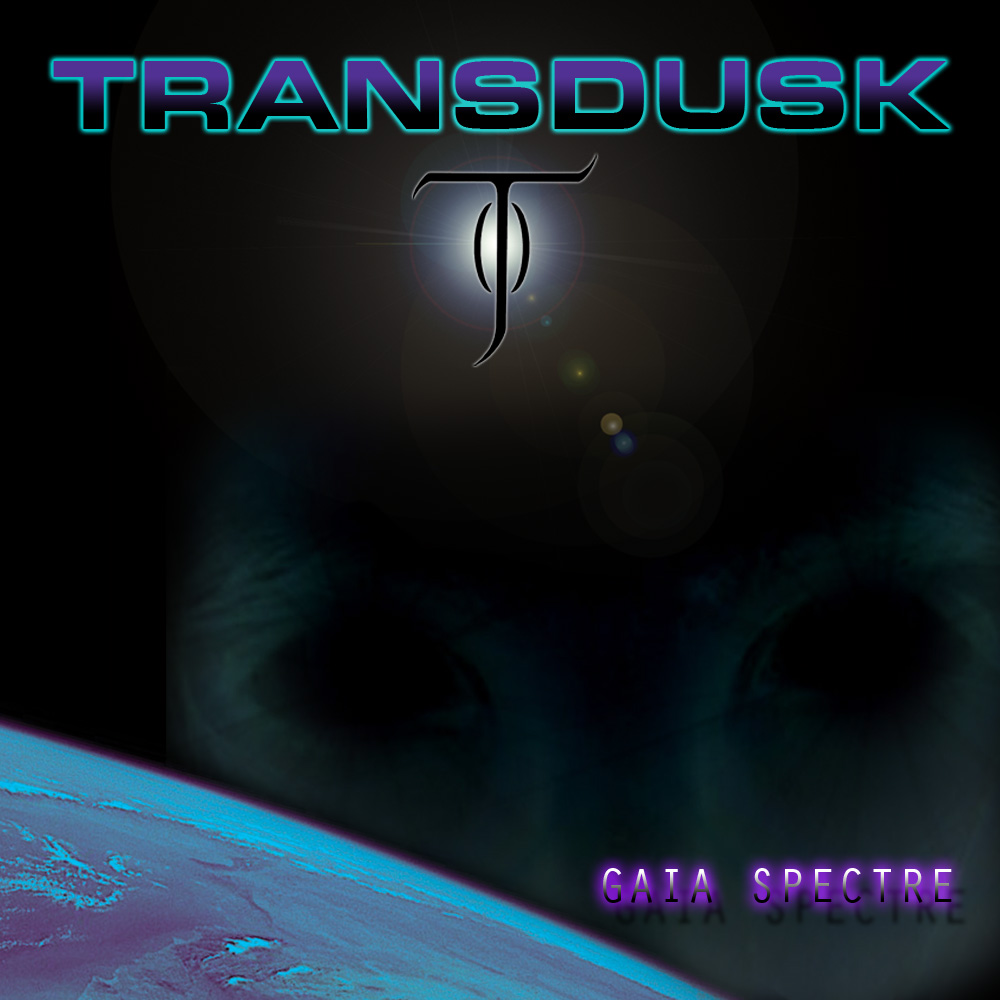 Transdusk - Gaia Spectre single cover
